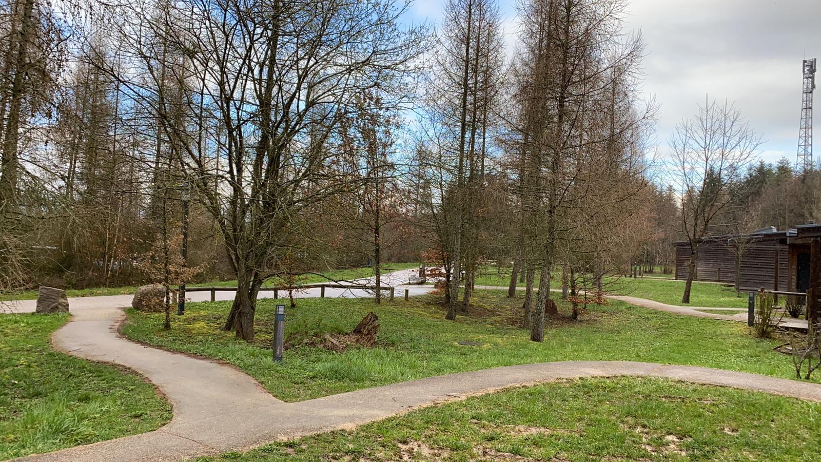 Weekend prolongé à Center parcs au domaine des trois forêts